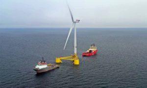 floating wind Aberdeen