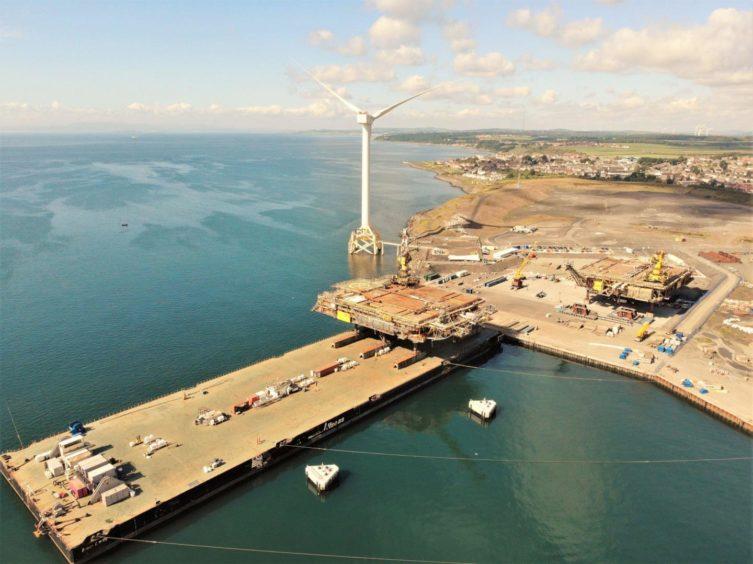 Fife Spirit Energy decommissioning