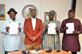 NNPC, NCDMB sign on to Brass products plan