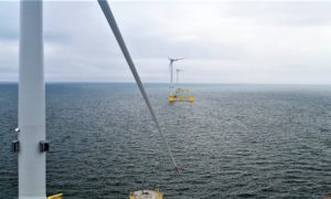 floating wind farm Aberdeenshire