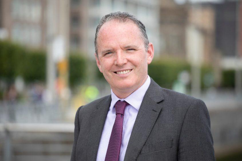 Adrian Gillespie unveiled as chief exec of Scottish Enterprise.