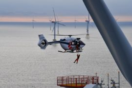 Aberdeen-based Swire Energy Services bags contract for work at world's largest offshore wind farm