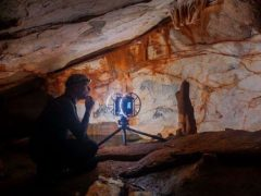 Fugro's Geo-data technology to 'preserve' Cosquer Cave prehistoric art