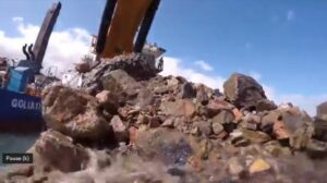 Video: GoPro on Goliath takes viewers under the sea with Aberdeen Harbour Expansion