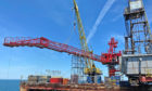 Innovo achieves 3-years LTI-free on EPCC contract to install and decommission platform cranes