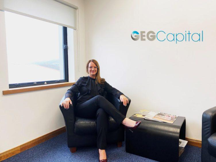 GEG Capital director, Jia MacKenzie.