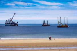 22 mile transmission cable for NnG offshore wind farm successfully installed