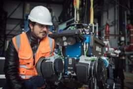 Offshore energy robotics researcher ORCA Hub secures £2.5m funding boost