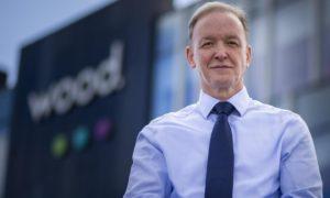 Wood chief executive Robin Watson.