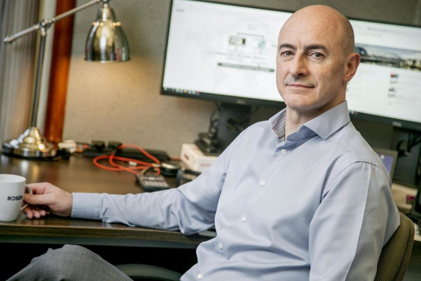 Bryn Roberts, Technical Engineering Manager, Rosen Aberdeen