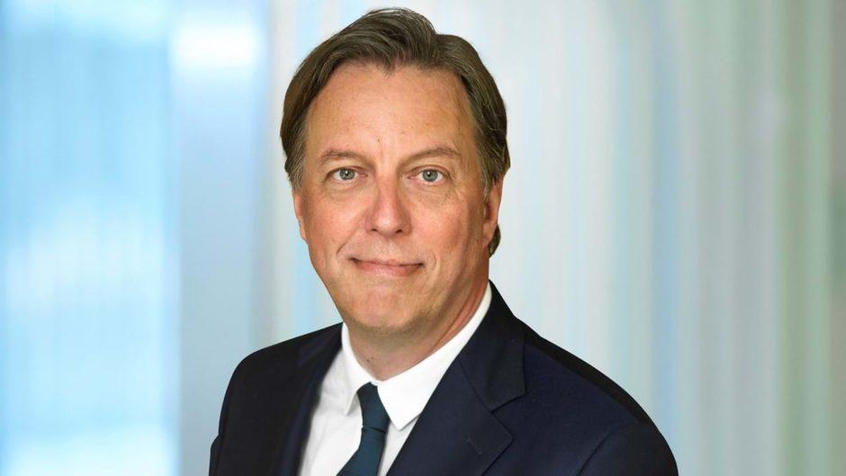 Headshot of Maersk Drilling CEO Jørn Madsen