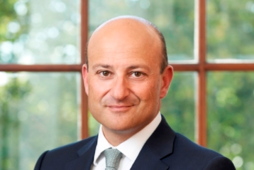 Louis Taylor, Chief Executive of UK Export Finance