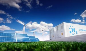 ALTERNATIVE ENERGIES: Solar, wind and hydrogen all offer state and commercial interests routes to net zero emissions.