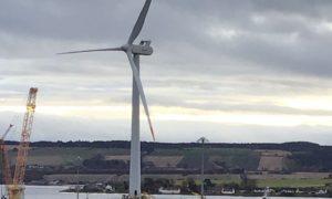 floating wind Scottish Cluster