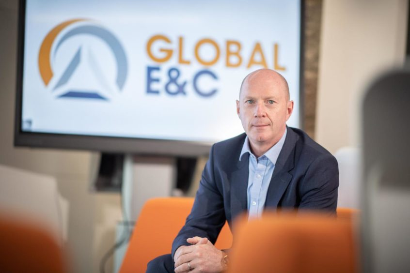 Global Engineering and Construction has hired Derek Thomson as its projects director.