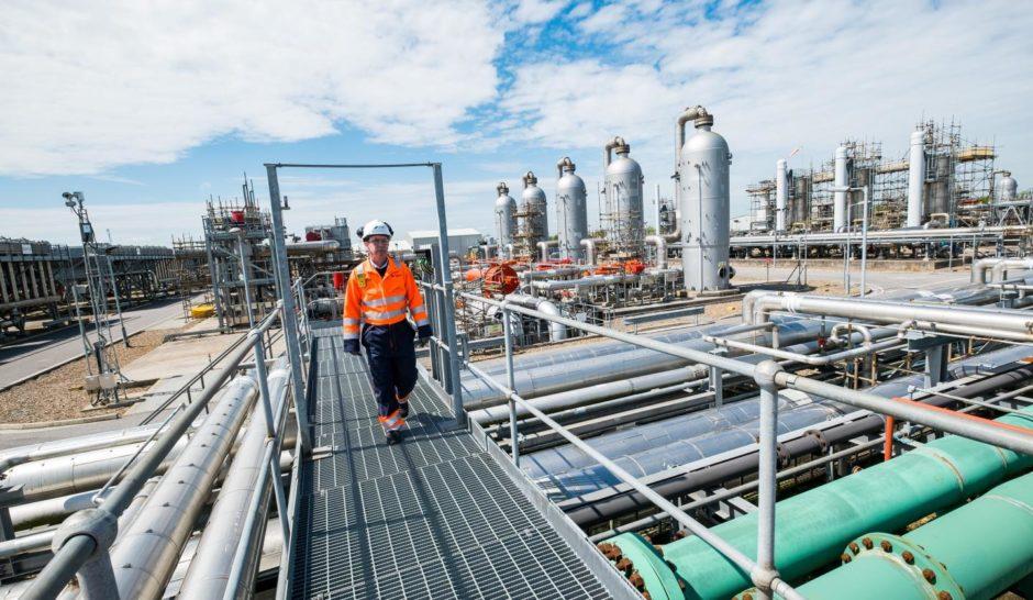 The Aldbrough Gas Storage site