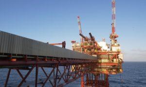 Xodus Harbour North Sea