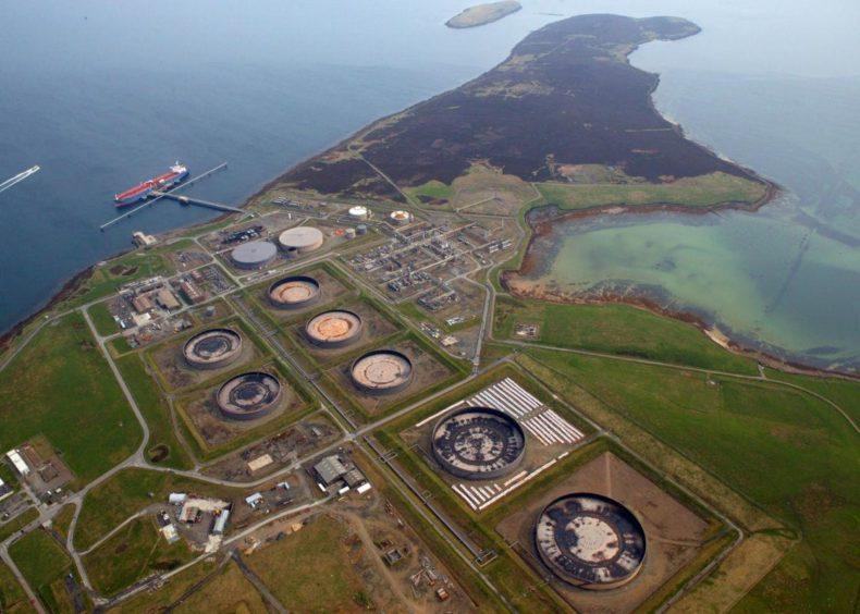 Flotta Petrofac