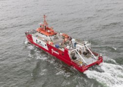 Fugro bags multi-million pound contract with RWE for work at Five Estuaries wind farm