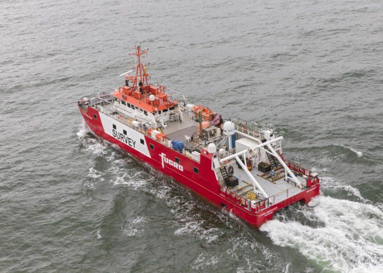 Shell Deltic North Sea