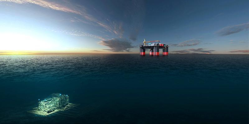 The Jansz-Io compressions project ensures long-term gas supply for the Gorgon LNG project in Australia