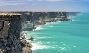 Great Australian Bight. Supplied by Shutterstock