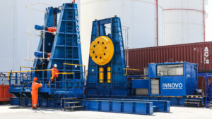 Why electric reel drive systems are better than hydraulic