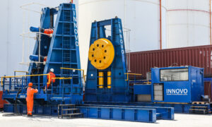 Innovo's electrical reel drive system (RDS), Innodrive, is one of the largest capacity and operationally proven systems for onshore and offshore projects.