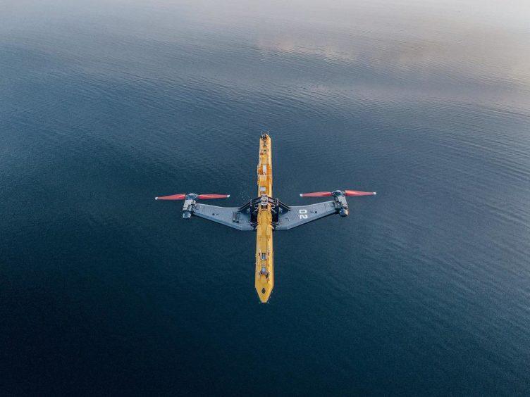tidal turbine orkney
