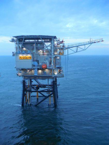 PosHYdon pilot North Sea