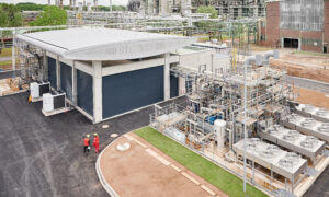 PEM Electolyser at Shell Energy and Chemicals Park