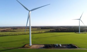 SSE Renewables Siemens hydrogen