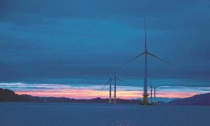 Equinor to trial safe fishing within floating wind farm off coast of Aberdeenshire