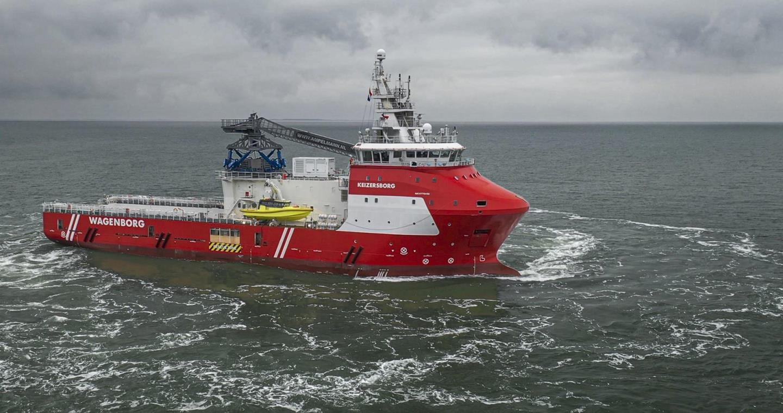 Perenco platform ship collision