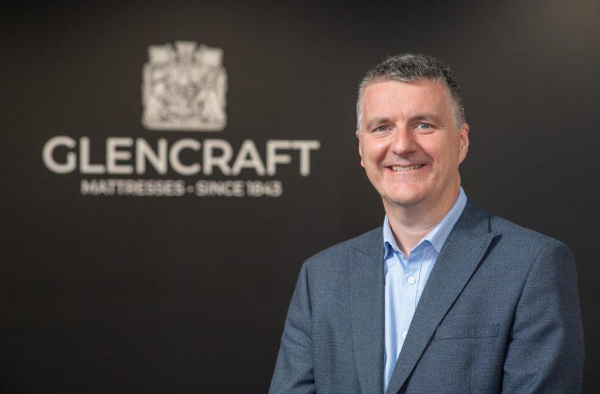 New Glencraft managing director, Donald MacKay.