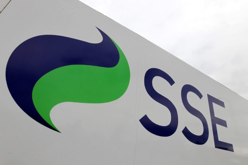 SSE news. Andrew Milligan/PA Wire