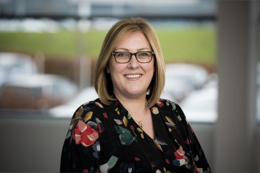 ASCO Group HR director Nicola Smith.