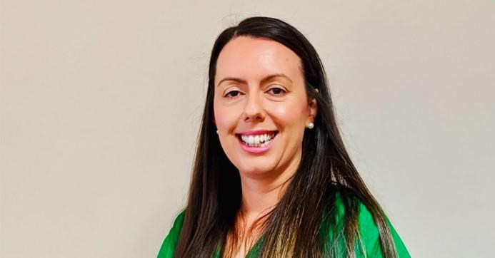 Jill Ogilvie, Head of TMS, AIS Survivex