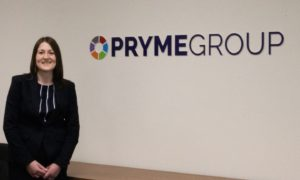 Pryme Group chief executive Kerrie Murray.