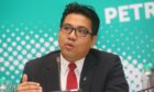 Petronas CEO Tengku Muhammad Taufik.