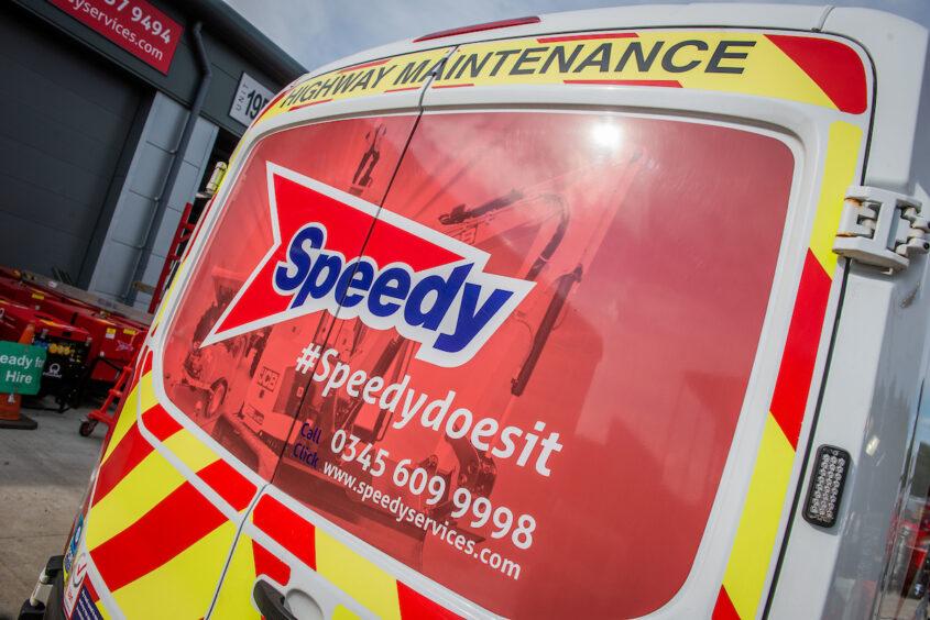Speedy Aberdeen