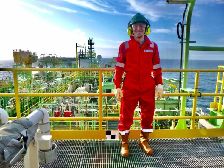 Natan is now group group development and operations technical engineer for Harbour Energy