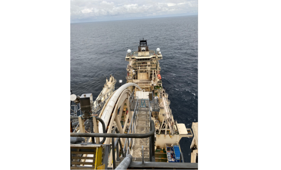 The 37 kilometre electrically trace-heated (ETH) pipe-in-pipe solution will transport oil from the field to the Njord A platform, operated by Equinor.