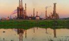 Texas refinery oxygen
