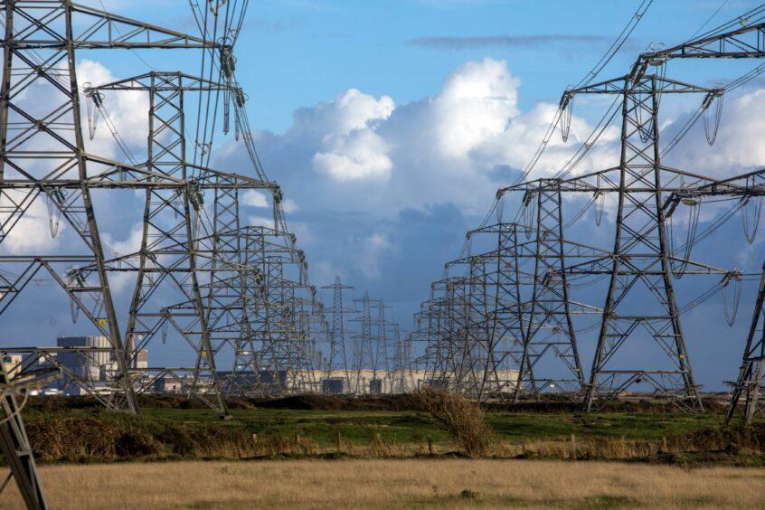 UK energy bailout