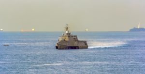 Indonesia sends navy to deter Chinese survey ship near Tuna Block