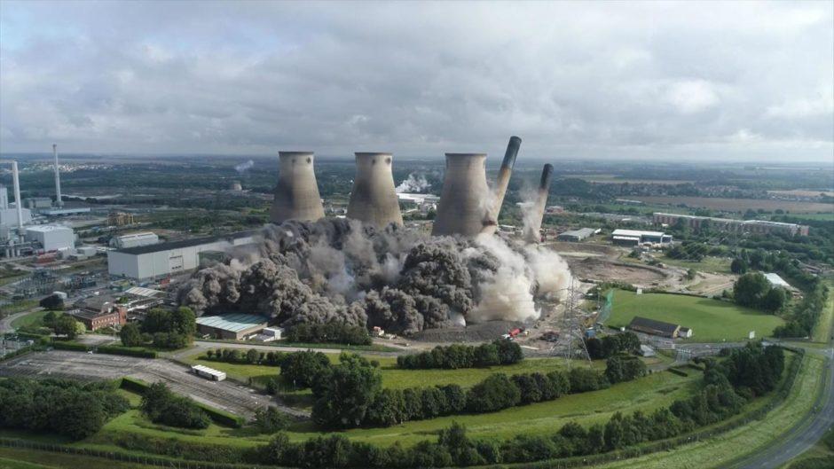 Ferrybridge power station