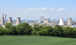 Ineos emissions Grangemouth