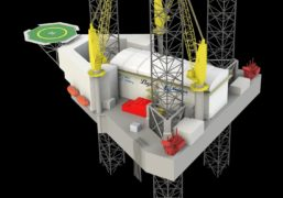 Consortium shares offshore green hydrogen jack-up rig production concept
