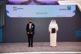 Saipem teams up with Aramco for new national champion